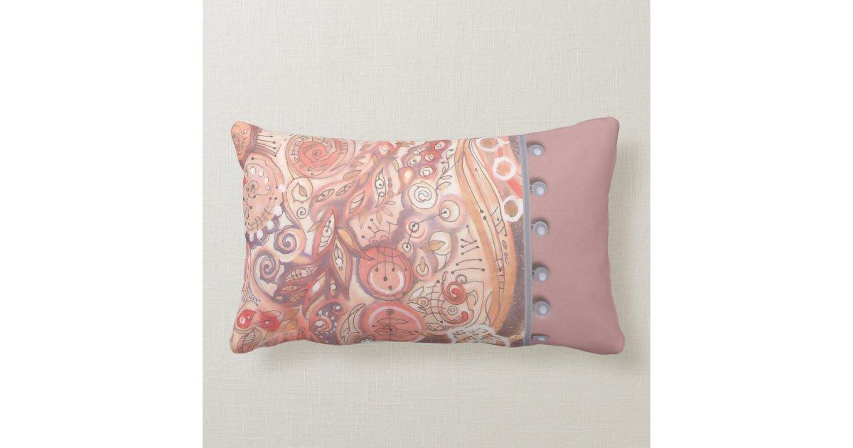 Mid Century Modern Pillows Etsy : Retro Mid-Century Modern Abstract Decor - Pillow Zazzle
