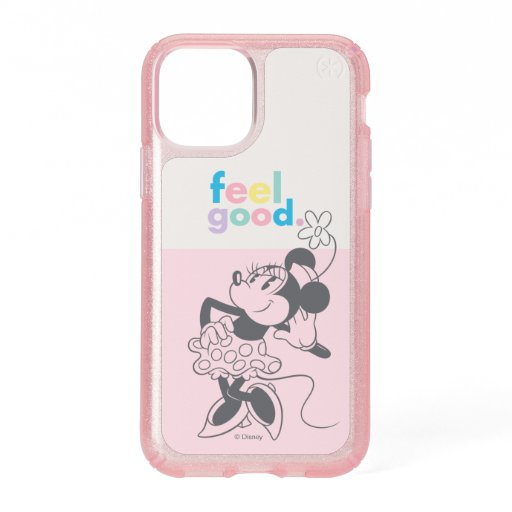 Retro Minnie Mouse - Feel Good Speck iPhone 11 Pro Case