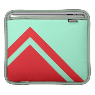 Retro Mint Sleeve For iPads