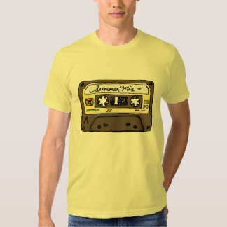 Retro Mixtape Shirts