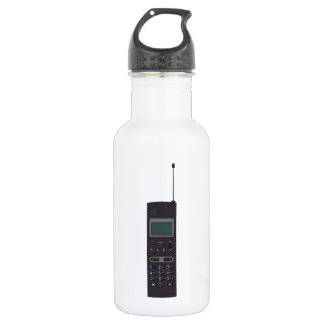 Retro Mobile phone Stainless Steel Water Bottle