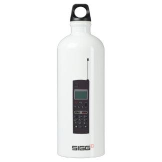 Retro Mobile phone Water Bottle
