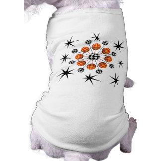 Retro Mod 3D Starburst Pet Shirt