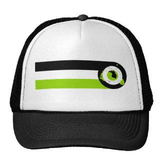 Retro Mod Scooter Cap Trucker Hat