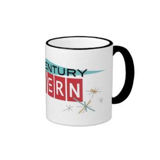 Retro Modern Celebration Mug 11 oz