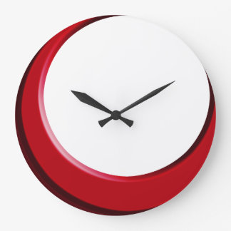 Retro Kitchen Wall Clocks Zazzle