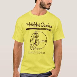 Retro Molokai Gardens Lounge T-shirt