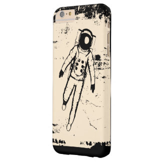 Retro Moon Walking Barely There iPhone 6 Plus Case