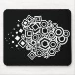 Retro MosePad Mouse Pad