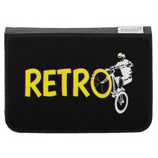Retro Mountain Bike Kindle Cases