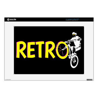 Retro Mountain bike Decals For Laptops