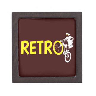 Retro Mountain Bike Jewelry Box
