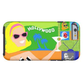 Retro Movie Star iPhone 6 Case