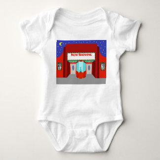 Retro Movie Theater Baby Creeper