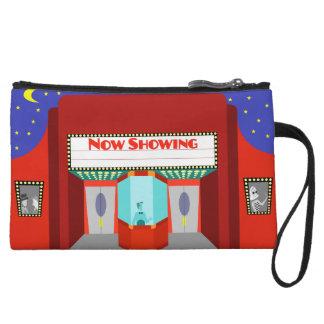 Retro Movie Theater Mini Clutch