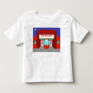 Retro Movie Theater T-Shirt