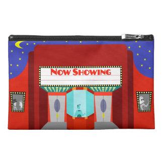 Retro Movie Theater Travel Accessory Bag
