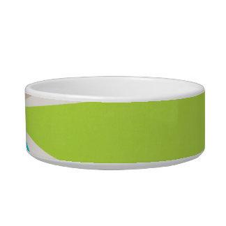 Retro Multi Colored Sunburst Bowl