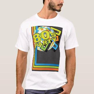 Retro music background T-Shirt