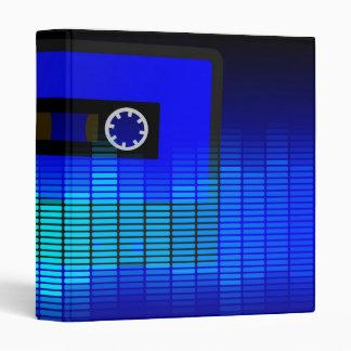 Retro Music Binder