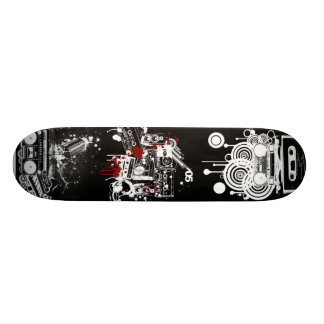 Retro Music Deck Skate Decks