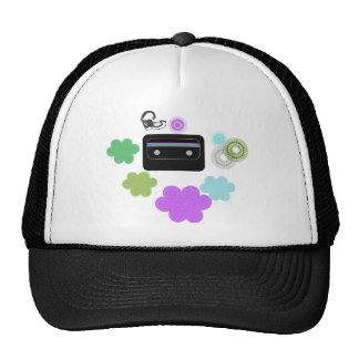 Retro Music Design! Trucker Hat