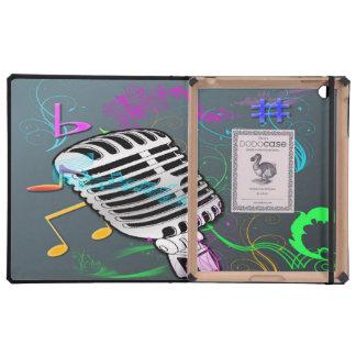Retro Music iPad 2/3/4 DODO Case iPad Cases