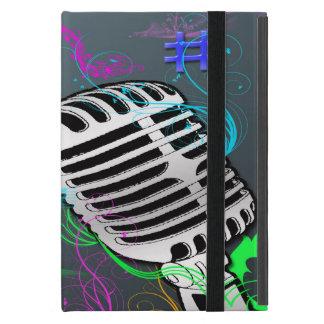 Retro Music iPad Mini Case without Kickstand