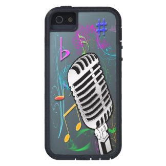 Retro Music iPhone 5/5S Tough Xtreme Case