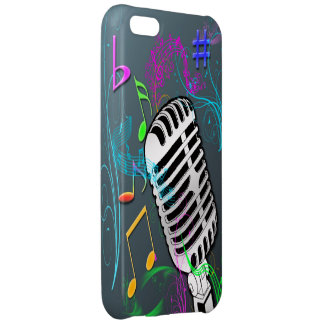 Retro Music iPhone 5C Barely There Case