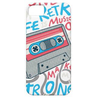 RETRO MUSIC iPhone SE/5/5s CASE