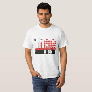 Retro music lover cassette graphic T-Shirt