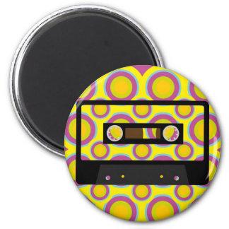 Retro Music Magnet