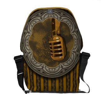 Retro Music Messenger Bag rickshaw_messengerbag