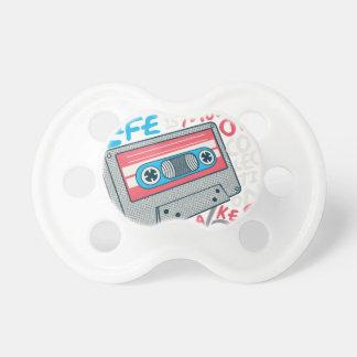 RETRO MUSIC PACIFIER