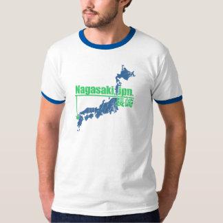Retro Nagasaki T Shirt