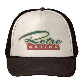 Retro Nation Cap Trucker Hat