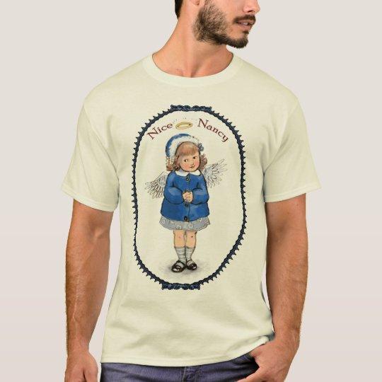 Retro Nice Nancy T-Shirt