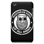 Retro Northern Soul Up All Night Barely There iPod Cover