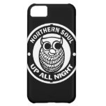 Retro Northern Soul Up All Night iPhone 5C Covers