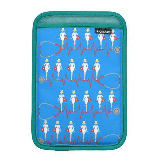 Retro Nurse iPad Mini Sleeve
