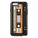 Retro Old Fashioned 80s Mixtape Audio Cassette Otterbox Iphone 6/6s Case at Zazzle