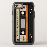 Retro Old Fashioned 80s Mixtape Audio Cassette Otterbox Symmetry Iphone 7 Case at Zazzle