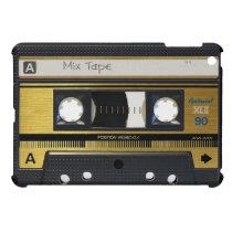 Retro Old School Cassette Tape iPad Mini Case HOT