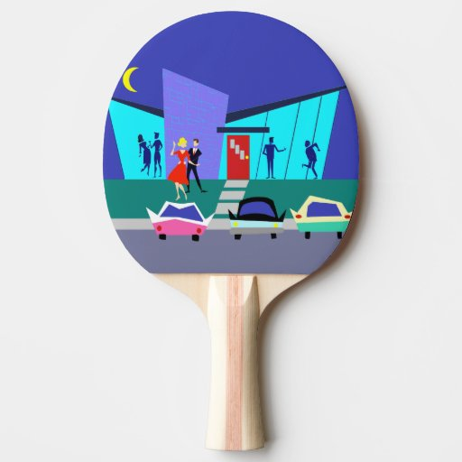 retro ping pong