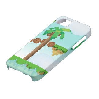 Retro or classic Platform game iPhone SE/5/5s Case