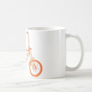Retro Orange Krate Banana Seat Bike Coffee Mug