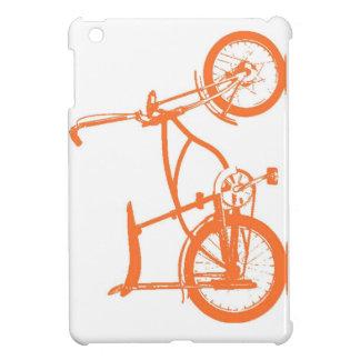 Retro Orange Krate Banana Seat Bike iPad Mini Cover