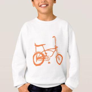 Retro Orange Krate Banana Seat Bike Sweatshirt