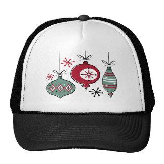 Retro Ornaments Trucker Hat